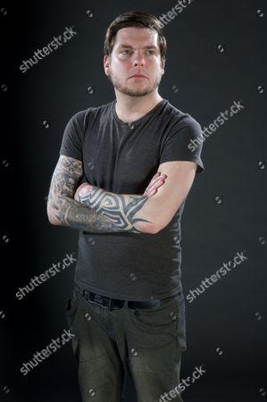 Editorial image of Malefice Portrait Shoot