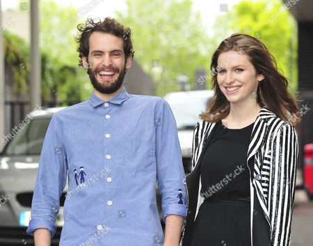 Stock Image of Harry Gilliam and Tali Lennox