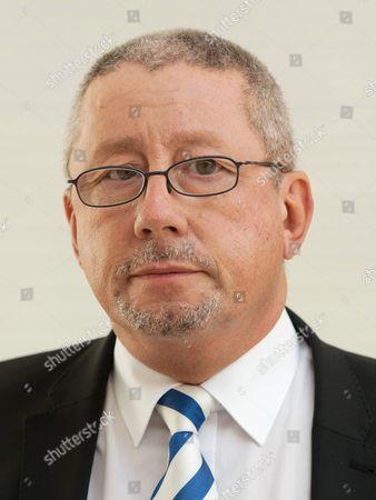 Gillingham FC chairman Paul Scally
