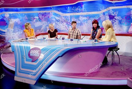 Ruth Langsford, Lisa Maxwell, Craig Kelly, Janet Street-Porter and Sherrie Hewson.