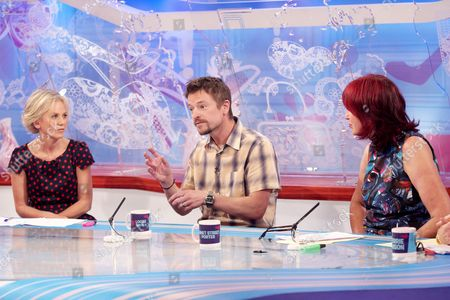Lisa Maxwell, Craig Kelly and Janet Street-Porter
