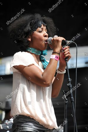 Stock Image of Gizelle Smith