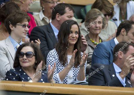 Editorial picture of Wimbledon Tennis Championships, London, Britain - 28 Jun 2012