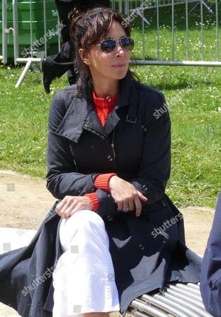 Heston Blumenthal's partner, Suzanne Pirret