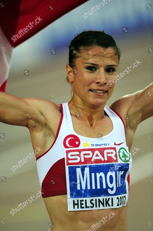 Editorial photo of European Athletics Championships, Helsinki, Finland - 30 Jun 2012