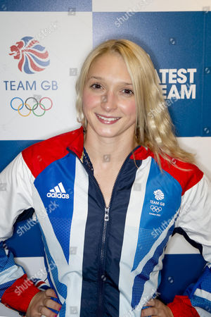 Editorial image of Team GB Kitting out at University of Loughborough, Leicestershire, Britain - 29 Jun 2012
