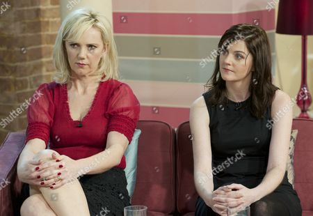 Samantha Brick and Emily Dubberley