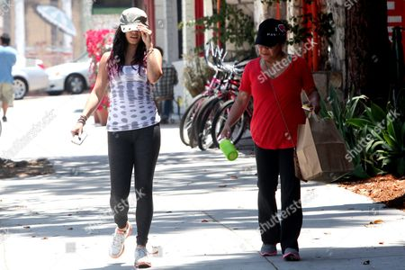 Editorial photo of Vanessa Hudgens Out and About in Los Angeles, America - 02 Jul 2012
