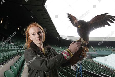 Editorial picture of Wimbledon Tennis Championships, Wimbledon, London, Britain - 02 Jul 2012