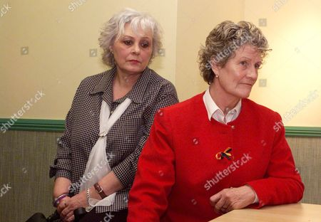 Stock Image of Sally Smith and Eileen Dallagli