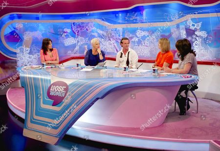 Andrea McLean, Denise Welch, Daniel Powter, Carol McGiffin and Jane McDonald.