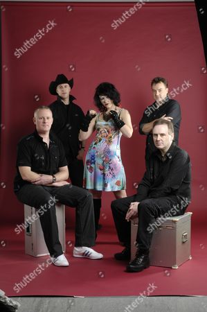 Editorial image of Crimson Sky Band Shoot