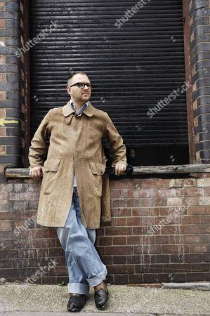 Editorial image of Cory Doctorow Portrait Shoot