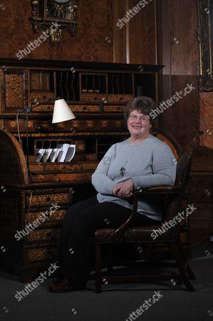 Editorial photo of Charlaine Harris Portrait Shoot