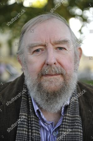 Editorial image of Michael Moorcock Portrait Shoot