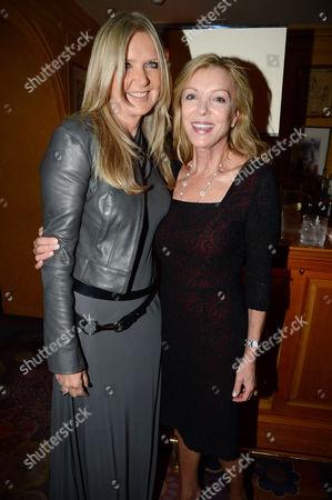 Stock Image of Kate Reardon and Jackie Caring