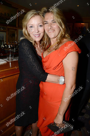 Editorial photo of Tracey Emin 49th birthday party at Annabel's, London, Britain - 03 Jul 2012
