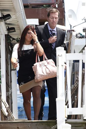 Editorial image of 'Jersey Shore' TV programme filming, New Jersey, America - 03 Jul 2012