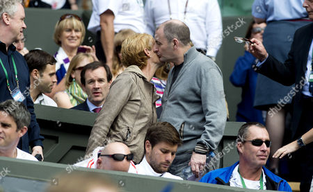 Andy Murray's parents - Judy Murray and William Murray