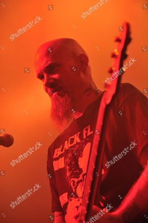 Stock Picture of Nick Oliveri