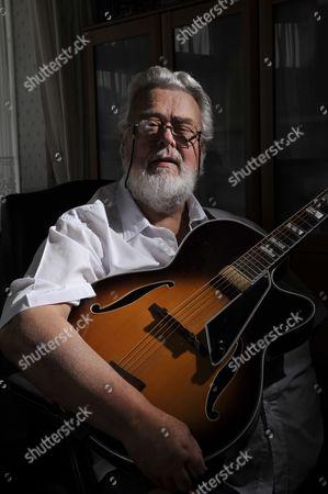 Editorial image of Big Jim Sullivan Portrait Shoot