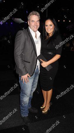 Stock Picture of Donal MacIntyre and Ameera MacIntyre