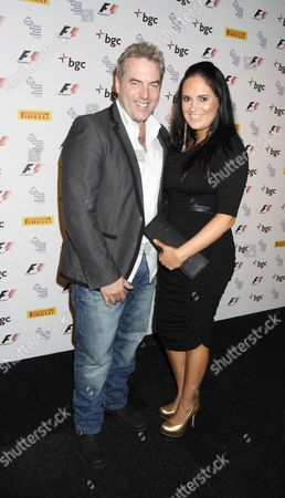 Editorial picture of F1 party, Battersea, London, Britain - 04 Jul 2012