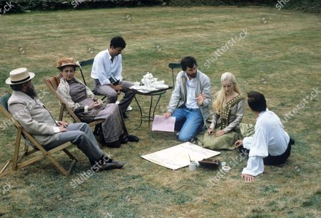 Editorial image of 'The Country Diary of an Edwardian Lady' TV Programme. - 1984