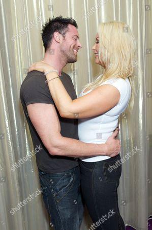 Benedict Garrett & Victoria Eisermann
