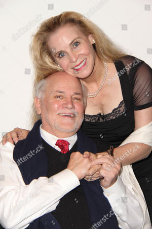 Stock Picture of Ron Kovic and TerriAnn Ferren