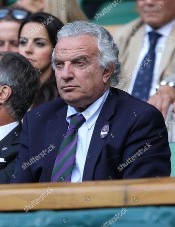 ITF President Francesco Ricci Bitti
