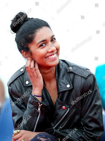 Stock Image of Meryl Fernandes
