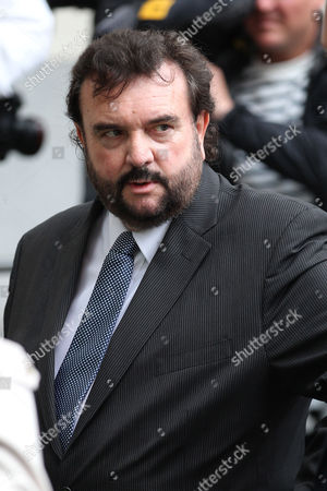Stock Photo of George Carter-Stephenson QC, John Terry's lawyer