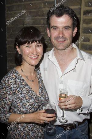 Karen Staples and Nick Fletcher (Nils Krogstad)