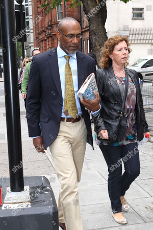 Editorial photo of John Terry racially-aggravated public order offence trial, Westminster Magistrates Court, London, Britain - 10 Jul 2012