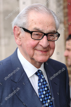 Editorial image of Sir David Frost's Summer Garden Party, London, Britain - 10 Jul 2012