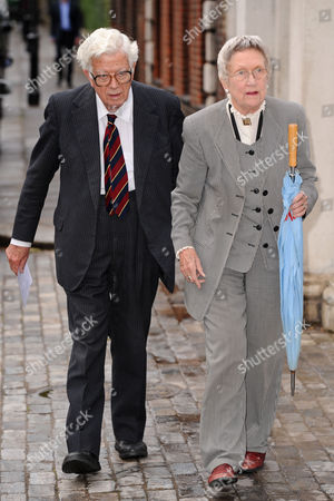 Geoffrey Howe and guest