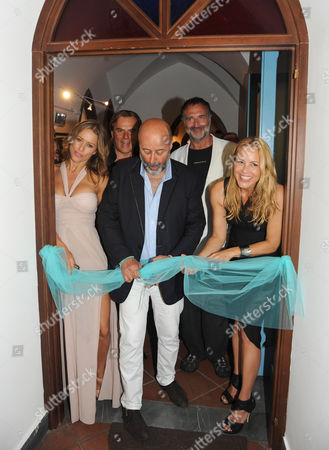 Editorial photo of Ischia Film and Music Festival, Ischia, Italy - 07 Jul 2012