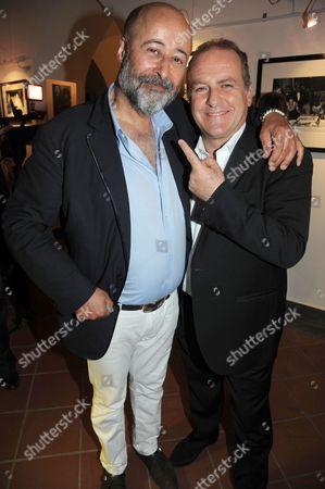 Richard Young and Pascal Vicedomini