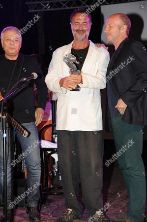Editorial image of Ischia Film and Music Festival, Ischia, Italy - 07 Jul 2012