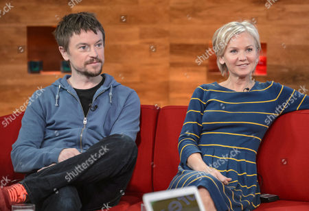 Craig Kelly and Lisa Maxwell