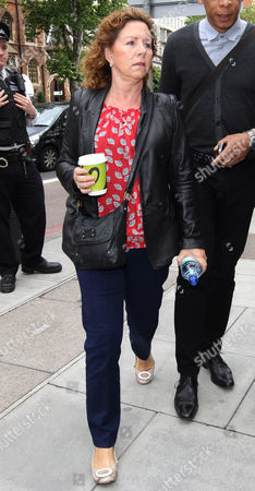 Editorial image of John Terry racially-aggravated public order offence trial, Westminster Magistrates Court, London, Britain  - 11 Jul 2012