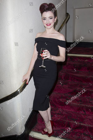 Editorial image of 'The Hurly Burly Show' VIP gala night at the Duchess Theatre, London, Britain - 10 Jul 2012