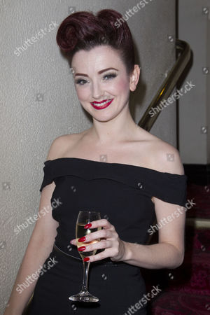 Miss Polly Rae (Performer) Attends the After Party
