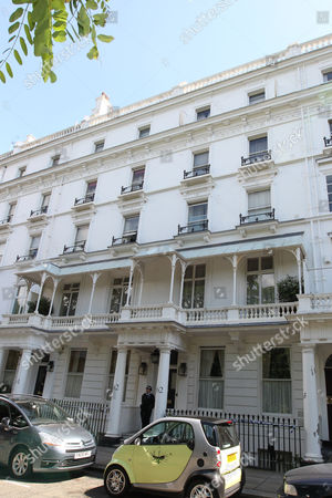 Stock Image of 62 Cadogan Place