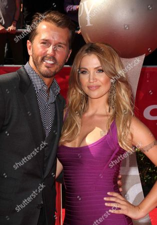 Editorial picture of The 2012 ESPY Awards, Los Angeles, America - 11 Jul 2012