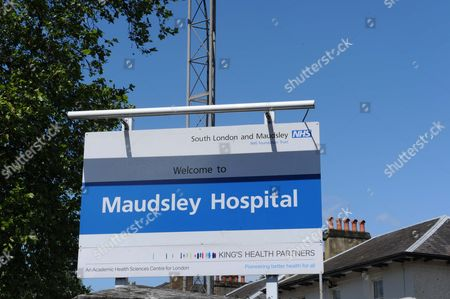 Maudsley hospital where Hans Kristian Rausing is thought to be being treated