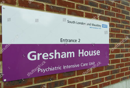 Gresham House Psychiatric Intensive Care Unit where Hans Kristian Rausing is thought to be being treated