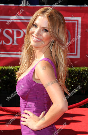 Editorial photo of The 2012 ESPY Awards, Los Angeles, America - 11 Jul 2012