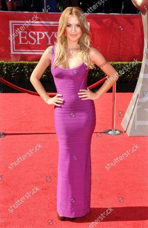 Editorial image of The 2012 ESPY Awards, Los Angeles, America - 11 Jul 2012